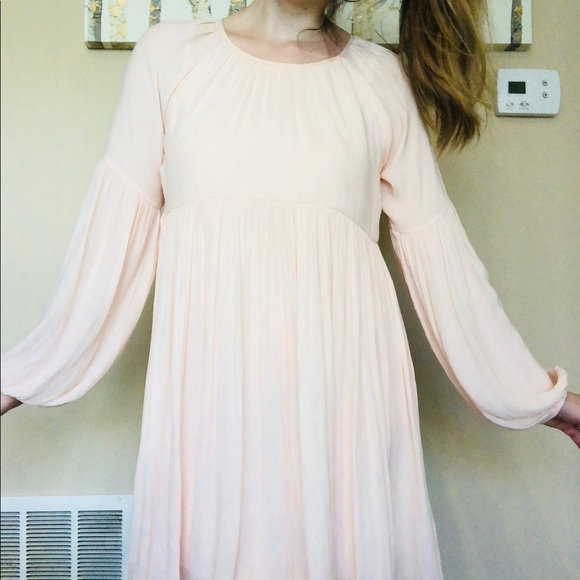 "6e5950a9199 Blush ""baby doll"" dress"